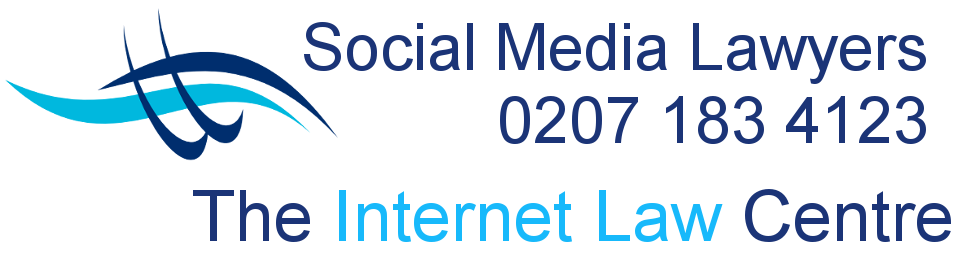 Click here for instant legal advice on social media